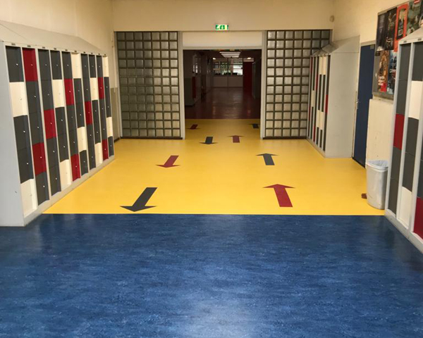Project Marmoleum school Breukelen