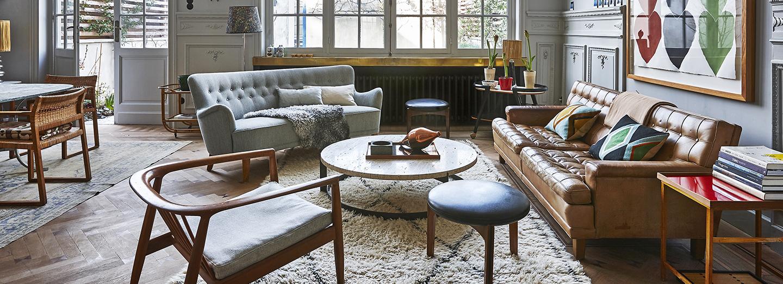 Jaren 60 Interieur.Jaren 60 Interieur Woontrend Van De Week Home Made By