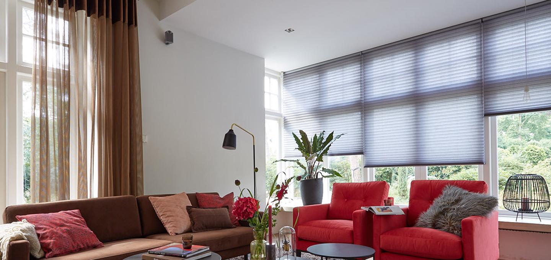 Raamdecoratie bij Verzijl in Nieuw-Lekkerland | Home Made By