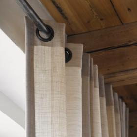 Gordijnen bij Van Losenoord in Putten | Home Made By