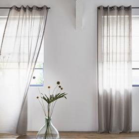 Oversized gordijnen | Home Made By